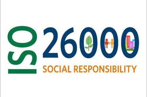 معيار المسئولية المجتمعية أيزو 26000