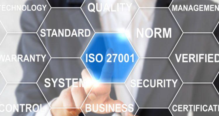 نظام أمن المعلومات لمواصفة أيزو 27001