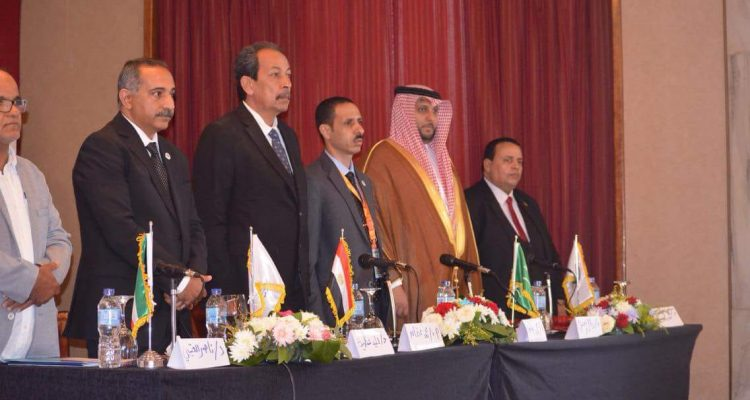 المؤتمر الاقليمي للرواد التدريب في الوطن العربي