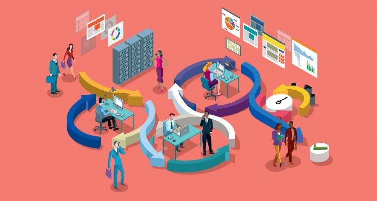برنامج القيادة الإبداعية والتخطيط الاستراتيجي الابتكاري في المنظمات الحديثة