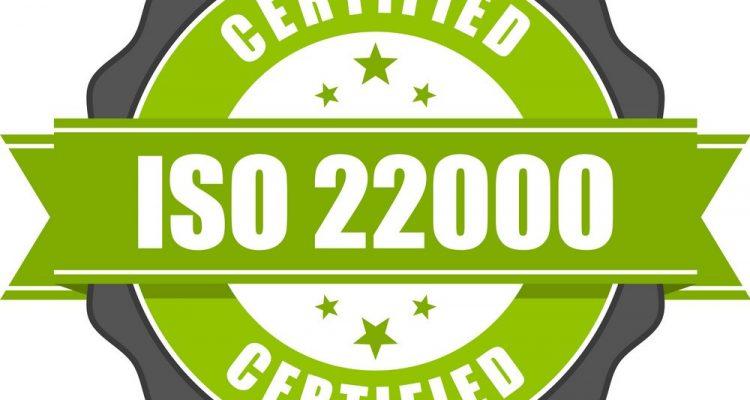 حقيبة مواصفة الأيزو لسلامة الغذاء ISO 22000 : : 2018